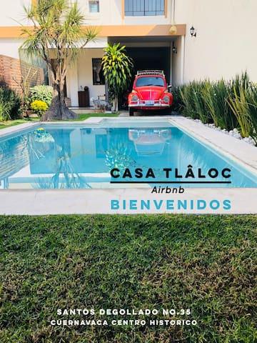 Hostal Casa Tlaloc, Centro Histórico hab. 1