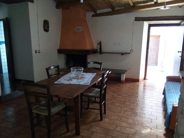 Romantic suite in the heart of Sardinia