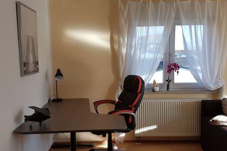 ruhige 2-Raum-Wohnung am Elberadweg in Magdeburg