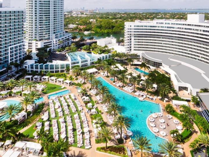 Apartamento Fontainebleau | Miami Beach