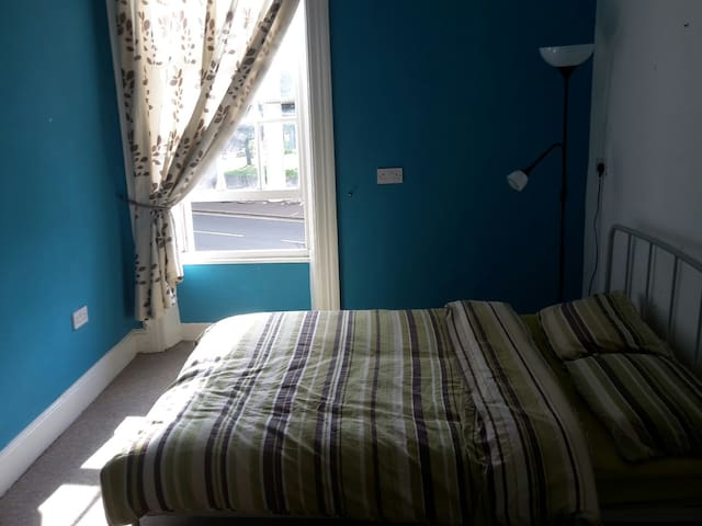 Hotwells double room close to city centre. Bluroom