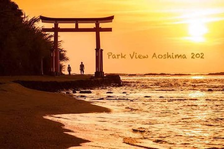 Park View Aoshima 202