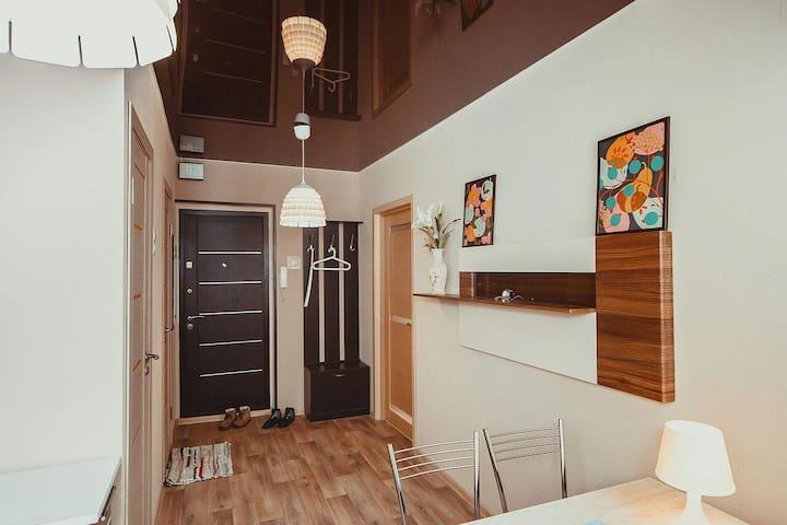 Спокойная уютная квартира - Samara - Pis