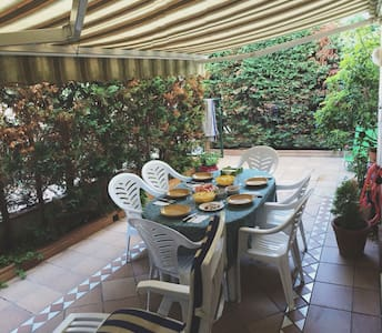 App. for 6,terrace, pool and beach - Sant Antoni de Calonge