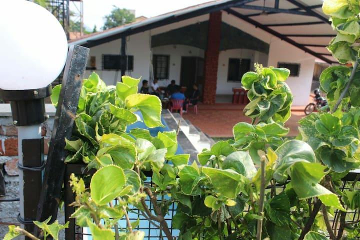 Anushka villa with fantastic views