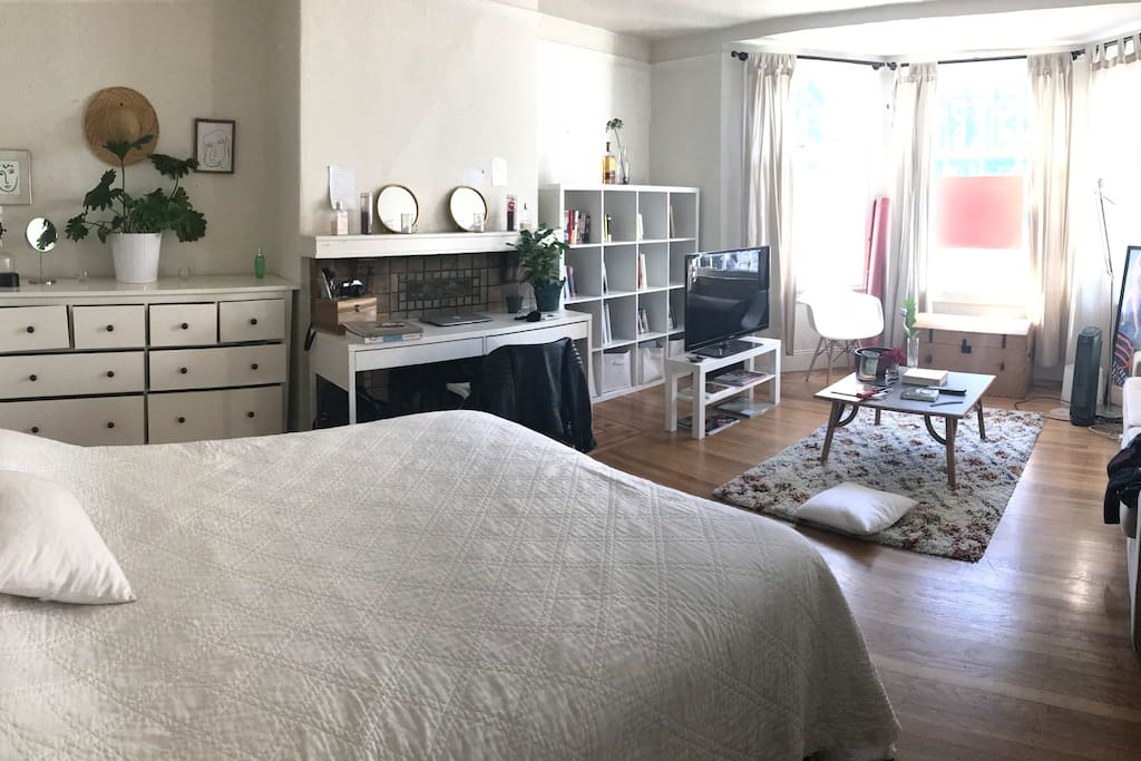 One Bedroom In The Nopa Houses For Rent In San Francisco California United States