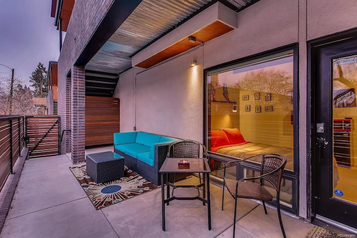 Urban Oasis in the Heart Of Denver
