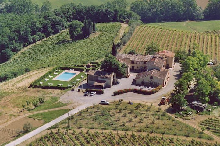 Farmhouse in San Gimignano-Torre 4 - San Gimignano - House