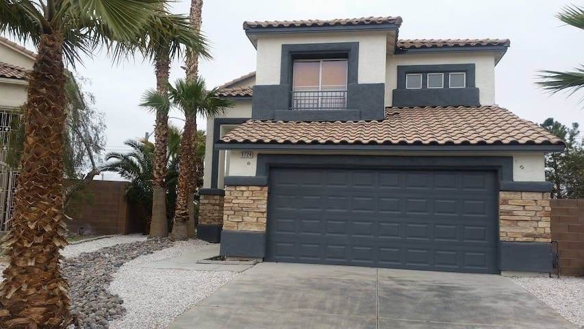 Family Friendly Spring Valley Home - Las Vegas - Dům