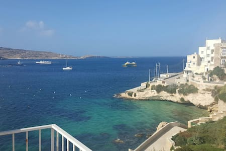 Luxury Sea View Apartment in St Pauls Bay - St Paul's Bay - Apartament