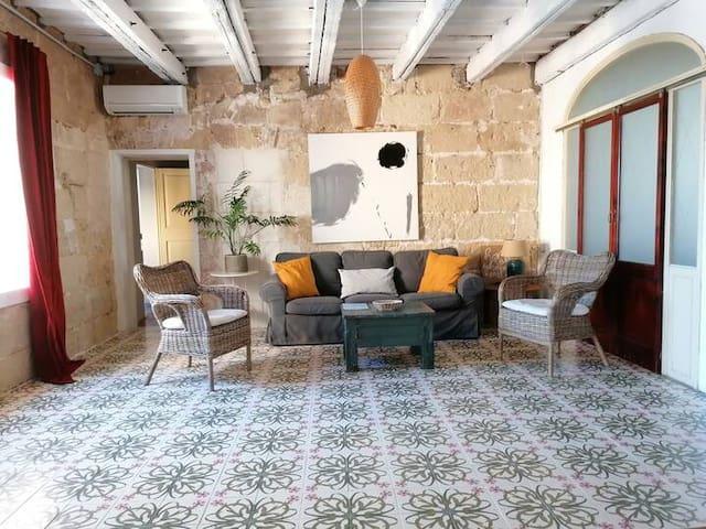 Apartamento típico menorquín