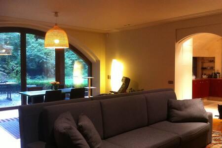super gezellig appartement aan golfterrein - Sint-Martens-Latem