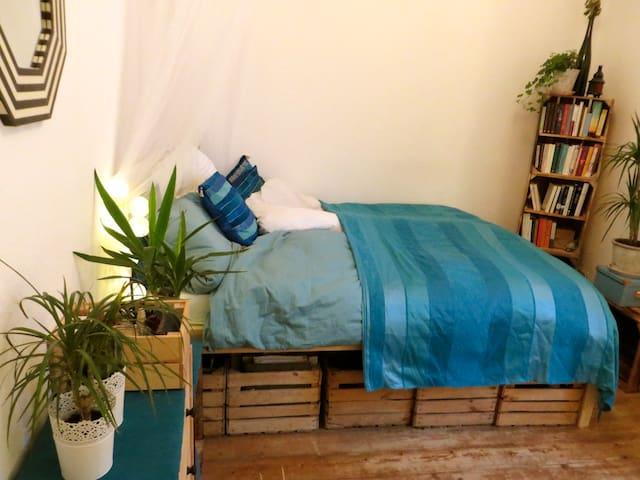 Cozy room in flatshare, close to campus and centre - Göttingen - Apartament