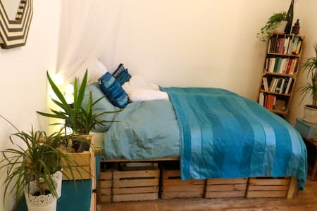 Cozy room in flatshare, close to campus and centre - Göttingen