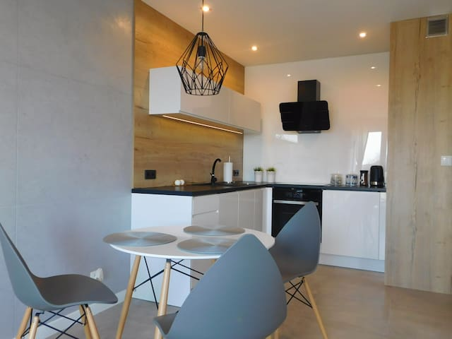 Apartament Dobry Czas - Tychy - Wohnung