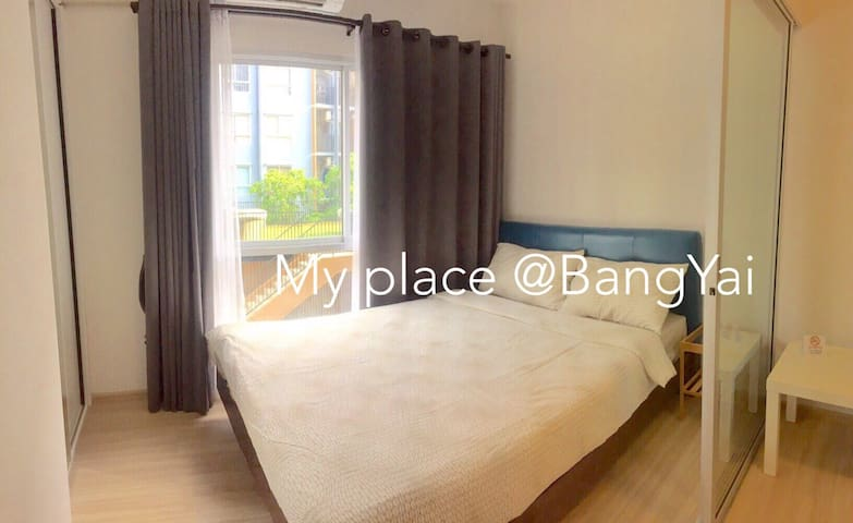 My place at Bangyai - Bangbuathong - Apartment