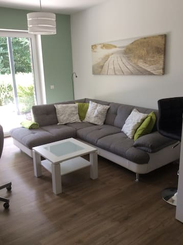 Modern appartement in passiefhuis - Kleve - Apartmen
