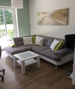 Modern appartement in passiefhuis - Kleve - Apartment