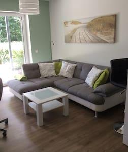 Wohnen im Passivhaus - Modernes Appartement - Kleve