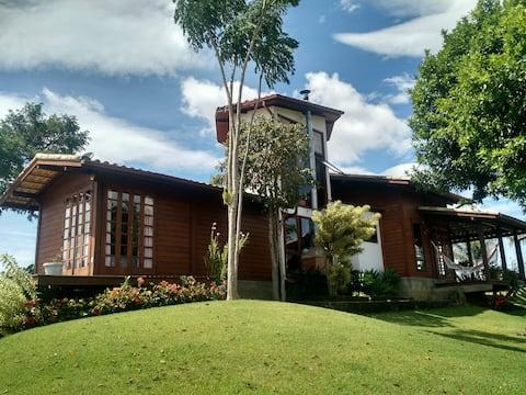 Teresópolis - Casa nas montanhas - Pertinho do Céu