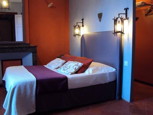 Chambre avec terrasse privative - Rieux-Minervois - Bed & Breakfast