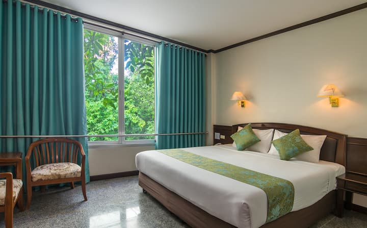Closed Double Room at Green House Hotel