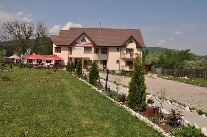Pensiunea Poarta Apusenilor - Moldovenești - Dům