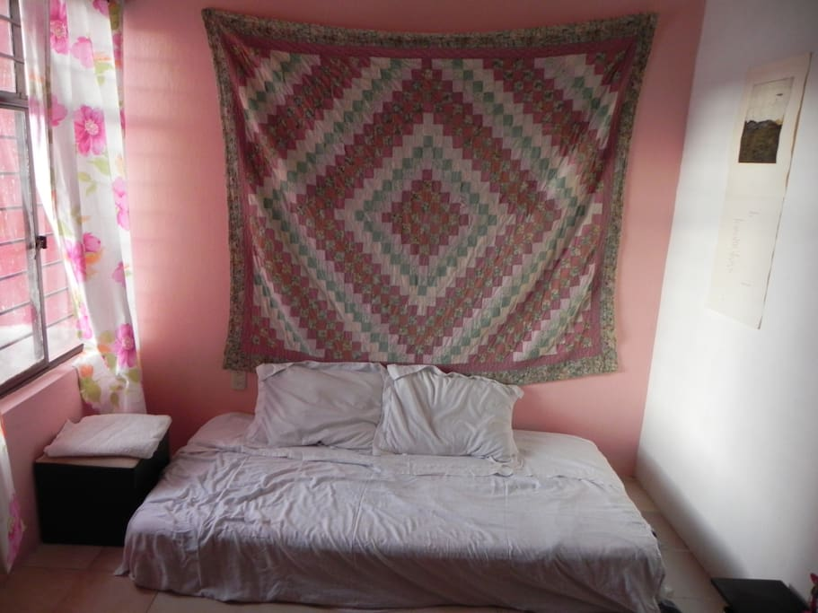 habitación privada para 1 persona.