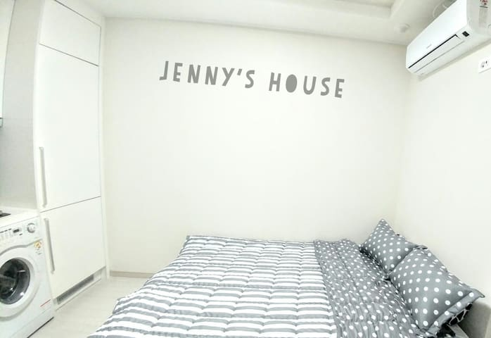 ★Jenny's house★ 1minute away subway - 대구광역시 - Apartament