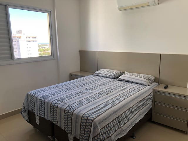 Conforto e qualidade no centro de Palmas