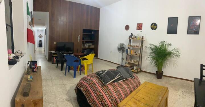 Cuartos disponibles en Centro de Guadalajara 1