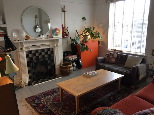 Cool, artistic and homely, zone2, no hidden fees