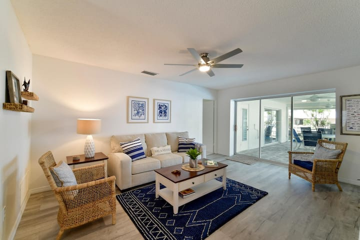 South Longboat Key on Canal Ranch Home