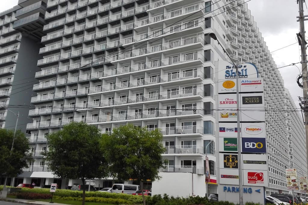 Shell Residences, Pasay, Philippines