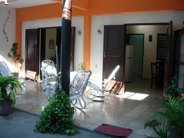 Central Trinidad, entire 2 bed/2 bath private home