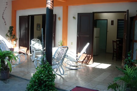 Central Trinidad, entire 2 bed/2 bath private home