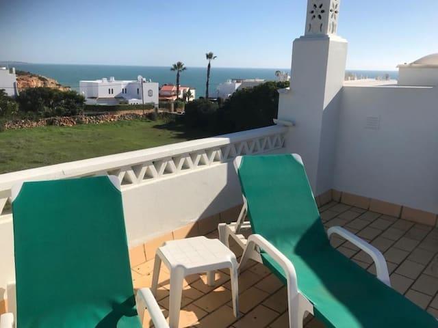 Seaview Terrace Benagil Villa
