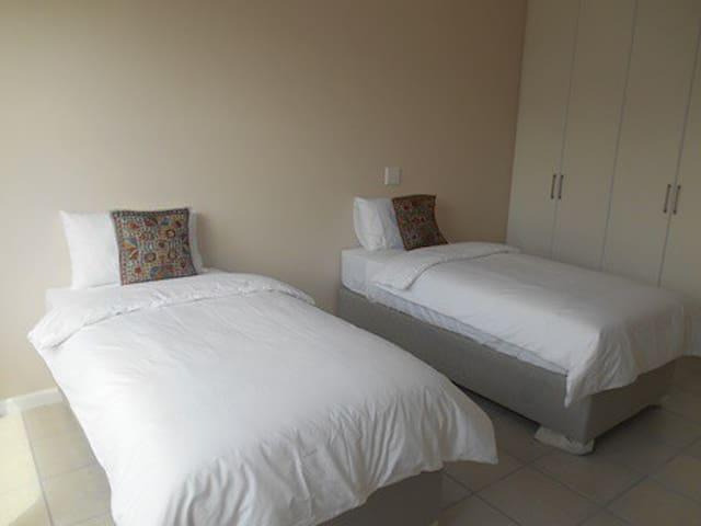 Twinnies! Double bedroom