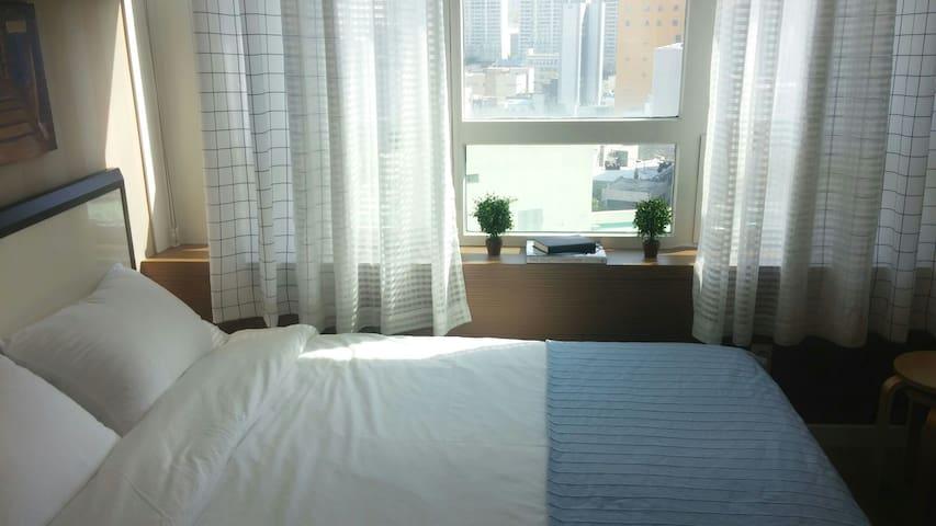 Lina's Haeundae Front Studio - Haeundae-gu - Apartamento