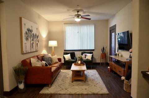 Mid-Century Luxury Resort Apartment