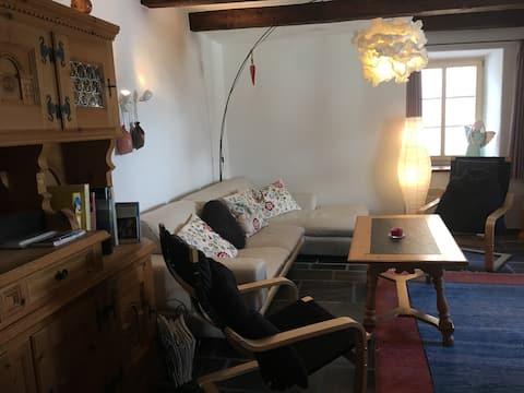 Ferienwohnung Mugliner 117A, (Ftan), C) Apartment 2. Floor