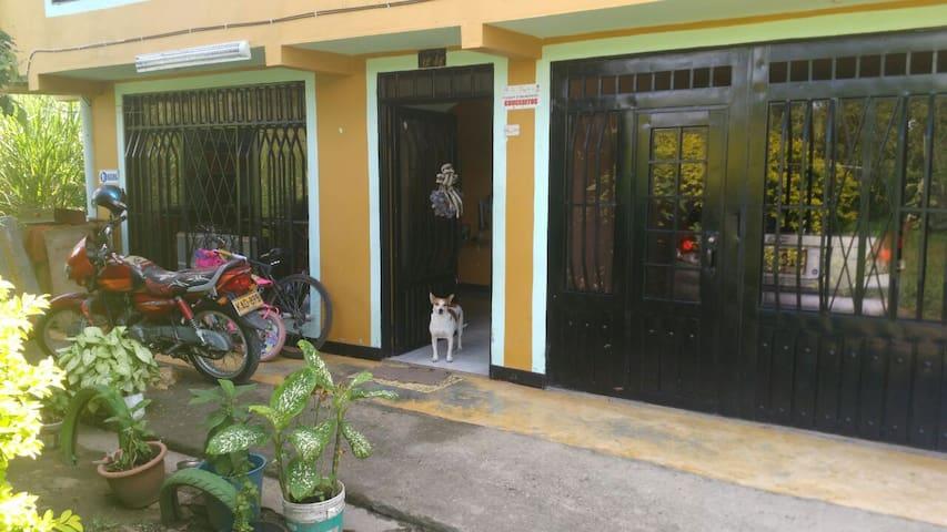Ambiente acogedor San Agustin - Gigante - Huila -