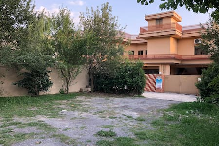 Comfortable house in Abbottabad