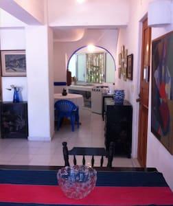 Feliz vacaciones en casa de Nadia! - Santa María Huatulco - Wohnung