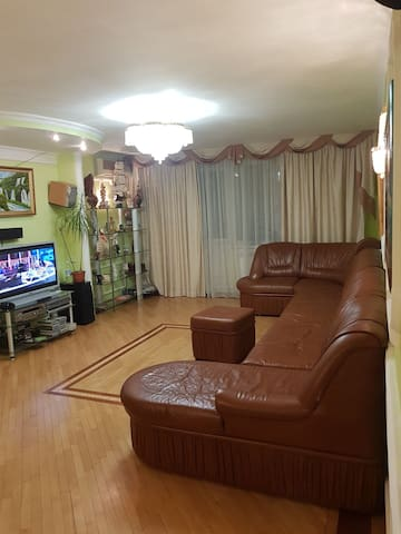 Comfortable apartment with personal acess