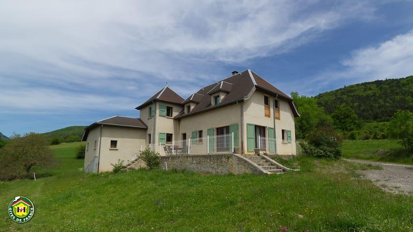 Grande maison 200m² pour 15pers