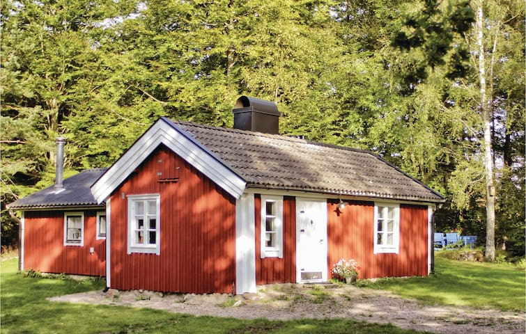 Holiday cottage with 1 bedroom on 60m² in Unnaryd