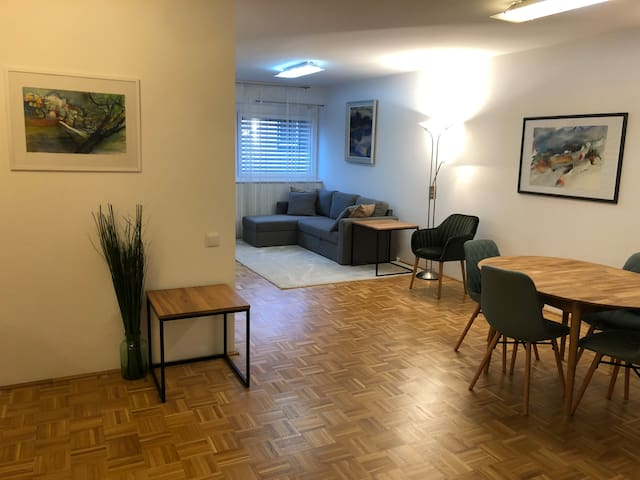 2-Room-Apartment in city-centre of Villach