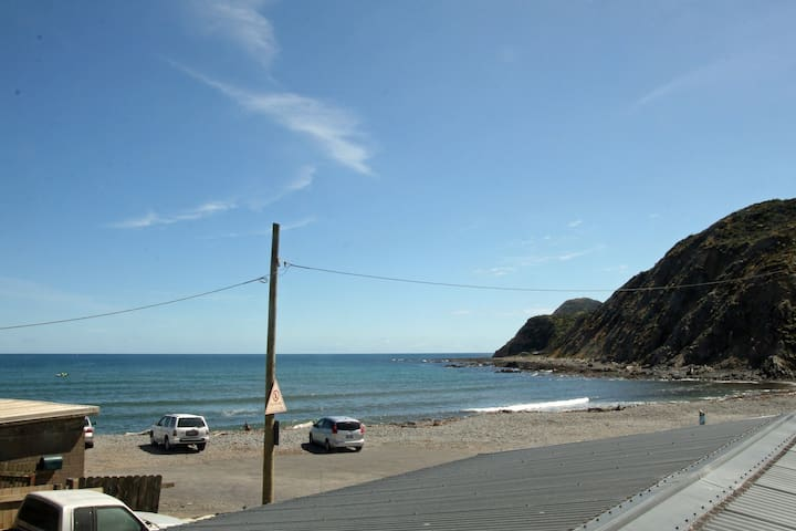 Makara Beach - rural yet close to the city