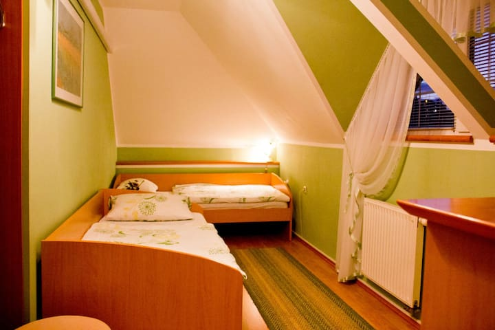 Private room for 2 in Guesthouse in Pohorje